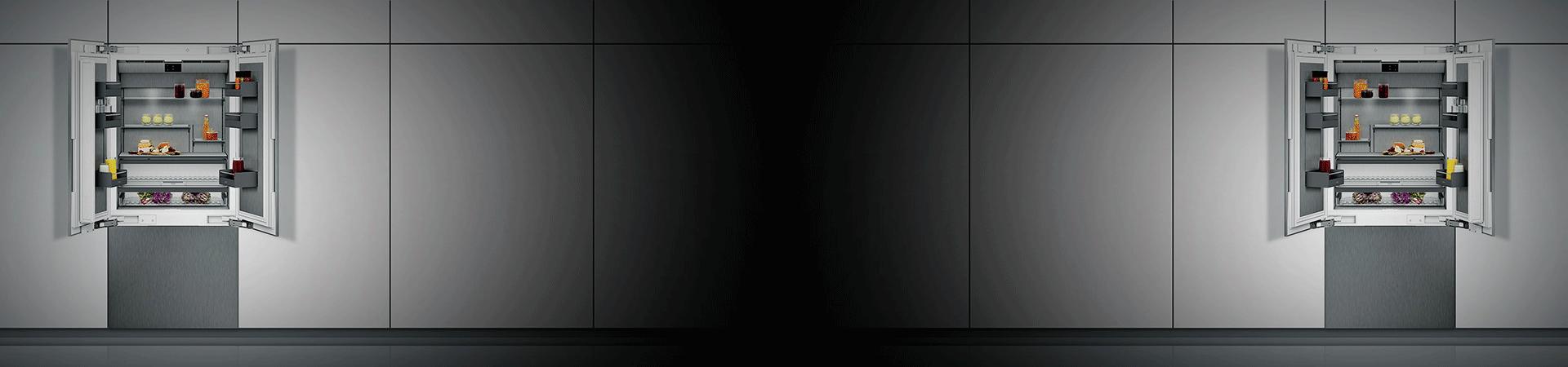 מקרר GAGGENAU דגם RY492 304