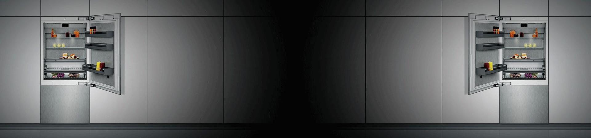 מקרר GAGGENAU דגם RB492 304