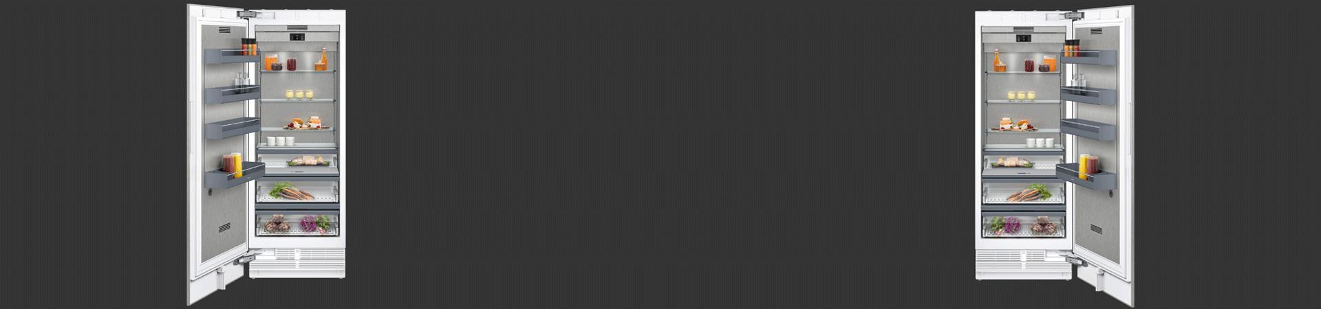 מקרר GAGGENAU דגם RC472 304