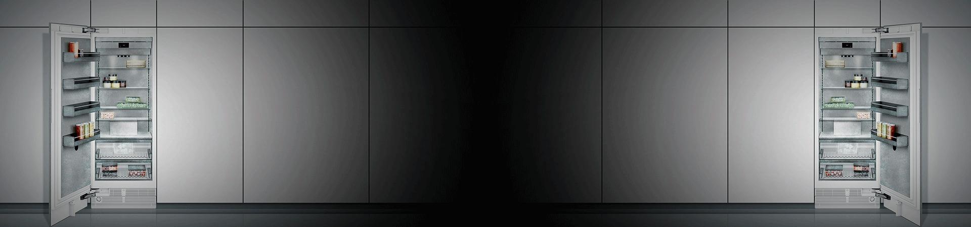 מקפיא GAGGENAU דגם 304 RF 471