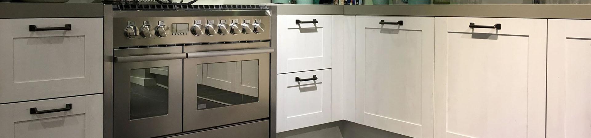 תנור משולב כיריים LANCELLOTTI דגם MAESTRO 120