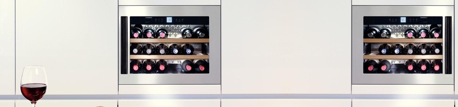 מקרר יין LIEBHERR דגם WKEES553