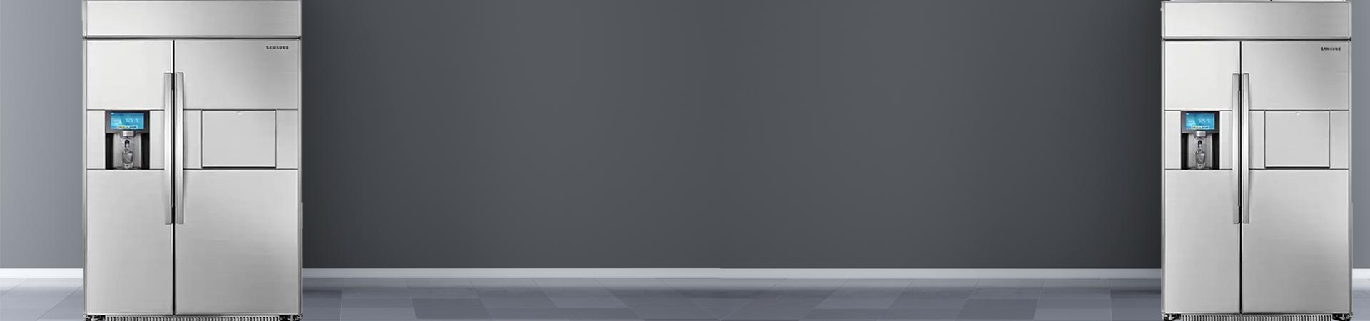מקרר SAMSUNG סמסונג דגם RS757